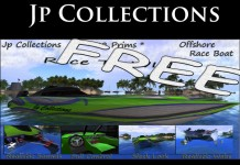 Offshore Race Boat by Jp Collections - Teleport Hub - teleporthub.com