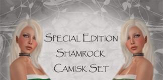 Shamrock Camisk Gift Set - Teleport Hub - teleporthub.com