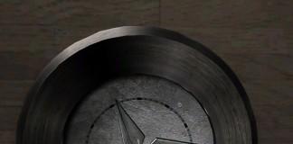 Old Coin Wall Clock by chronokit - Teleport Hub - teleporthub.com
