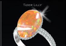 Tiger Lilly Ring Group Gift by Chop Zuey - Teleport Hub - teleporthub.com