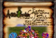 Artists Garden Easter Celebrations Hunt - Teleport Hub - teleporthub.com