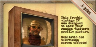 Look I'm on TV Shows Profile Pictures by The Golden Oriole - Teleport Hub - teleporthub.com