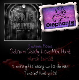Delirium Deadly Love Mini Hunt - Teleport Hub - teleporthub.com