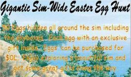 Gigantic Sim-Wide Easter Egg Hunt - Teleport Hub - teleporthub.com