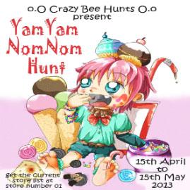 YamYam NomNom Hunt - Teleport Hub - teleporthub.com
