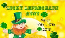 Lucky Leprechaun Hunt - Teleport Hub - teleporthub.com