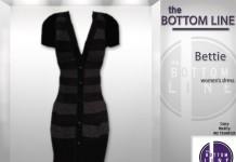 Long Sweater Dress Bettie by The Bottom Line - Teleport Hub - teleporthub.com