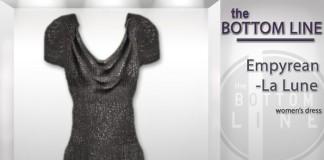 Empyrean La Lune Dress by The Bottom Line - Teleport Hub - teleporthub.com