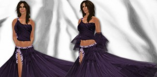 Gloria For Your Dance Dress Promo by Augusta Creations - Teleport Hub - teleporthub.com