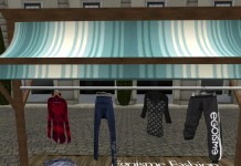 Jogging Pant and Shirt Group Gift by Egoisme - Teleport Hub - teleporthub.com