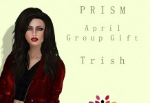 Trish Mesh Outfit April 2013 Group Gift by Prism Designs - Teleport Hub - teleporthub.com