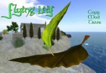 Flying Leaf by Paxwerx - Teleport Hub - teleporthub.com