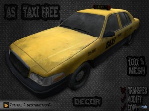 AS Taxi by Total Destruction - Teleport Hub - teleporthub.com