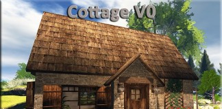 Cottage V0 Free Limited Time by VD Creations - Teleport Hub - teleporthub.com
