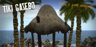 Tiki Gezabo Promo by 4Q - Teleport Hub - teleporthub.com
