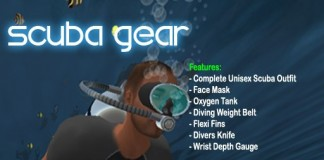 Scuba Gear by Space Bums - Teleport Hub - teleporthub.com