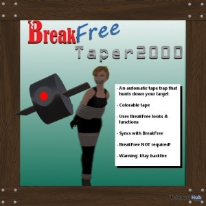 Taper2000 by BreakFree - Teleport Hub - teleporthub.com