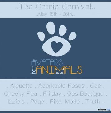 The Catnip Carnival - Teleport Hub - teleporthub.com