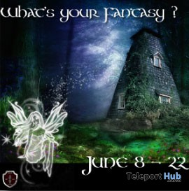 What's your Fantasy? Hunt - Teleport Hub - teleporthub.com