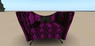 Retro Chair by Phedra Moyet - Teleport Hub - teleporthub.com