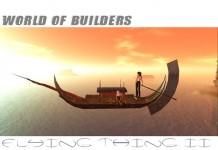 Flyable Boat by Han Roffo - Teleport Hub - teleporthub.com