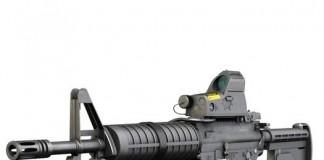 M4A1 Rifle by BuhoeTelo - Teleport Hub - teleporthub.com