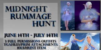 Midnight Rummage Hunt - Teleport Hub - teleporthub.com