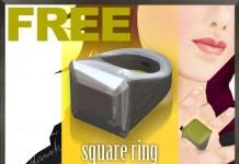 Square Ring 12 Colors by edge grafica - Teleport Hub - teleporthub.com