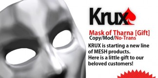 Mask of Tharna Gift by KRUX - Teleport Hub - teleporthub.com