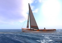 Babe Sailboat by Bade Boats - Teleport Hub - teleporthub.com
