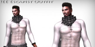 Escapist Outfit by Elven Elder - Teleport Hub - teleporthub.com