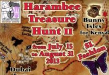 Harambee Treasure Hunt II - Teleport Hub - teleporthub.com