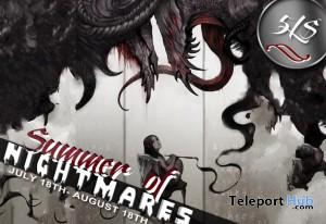 Summer of Nightmares Hunt - Teleport Hub - teleporthub.com