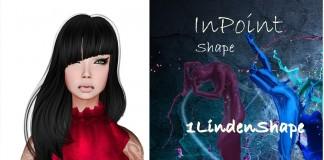 Female Shape by InPoint - Teleport Hub - teleporthub.com