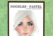Noodles Pastel Skin Subscriber Gift by Essences - Teleport Hub - teleporthub.com