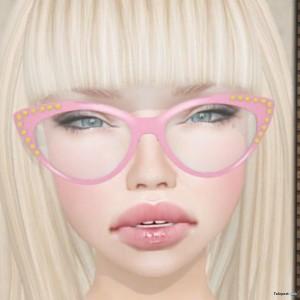 Mesh Summer Glasses July 2013 Group Gift by -UtopiaH- - Teleport Hub - teleporthub.com
