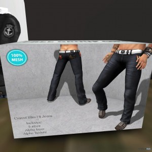 Casual Slim Fit Jeans Group Gift by supernerd - Teleport Hub - teleporthub.com