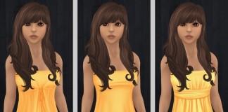 Orange Dresses by Simplicity - Teleport Hub - teleporthub.com