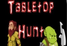 Tabletop Hunt - Teleport Hub - teleporthub.com