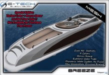 Breeze Luxury Yatch Group Gift by E-Tech - Teleport Hub - teleporthub.com