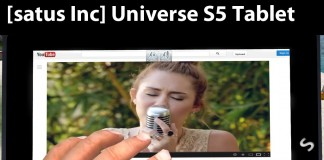 [satus Inc] Universe S5 Tablet - Teleport Hub - teleporthub.com