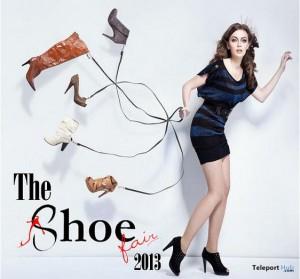 Shoe Fair 2013 - Teleport Hub - teleporthub.com