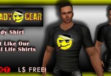 Shady T-Shirt for Men by Shady Gear - Teleport Hub - teleporthub.com