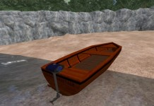 Talakin Small Boat by Tegatti Engineering Co - Teleport Hub - teleporthub.com