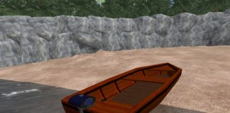 Talakin Small Boat by Tegatti Engineering Co - Teleport Hub - teleporthub.com