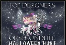 Top Designers Halloween Hunt - Teleport Hub - teleporthub.com