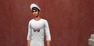 Ocean Male Outfit Group Gift by Ydea - Teleport Hub - teleporthub.com