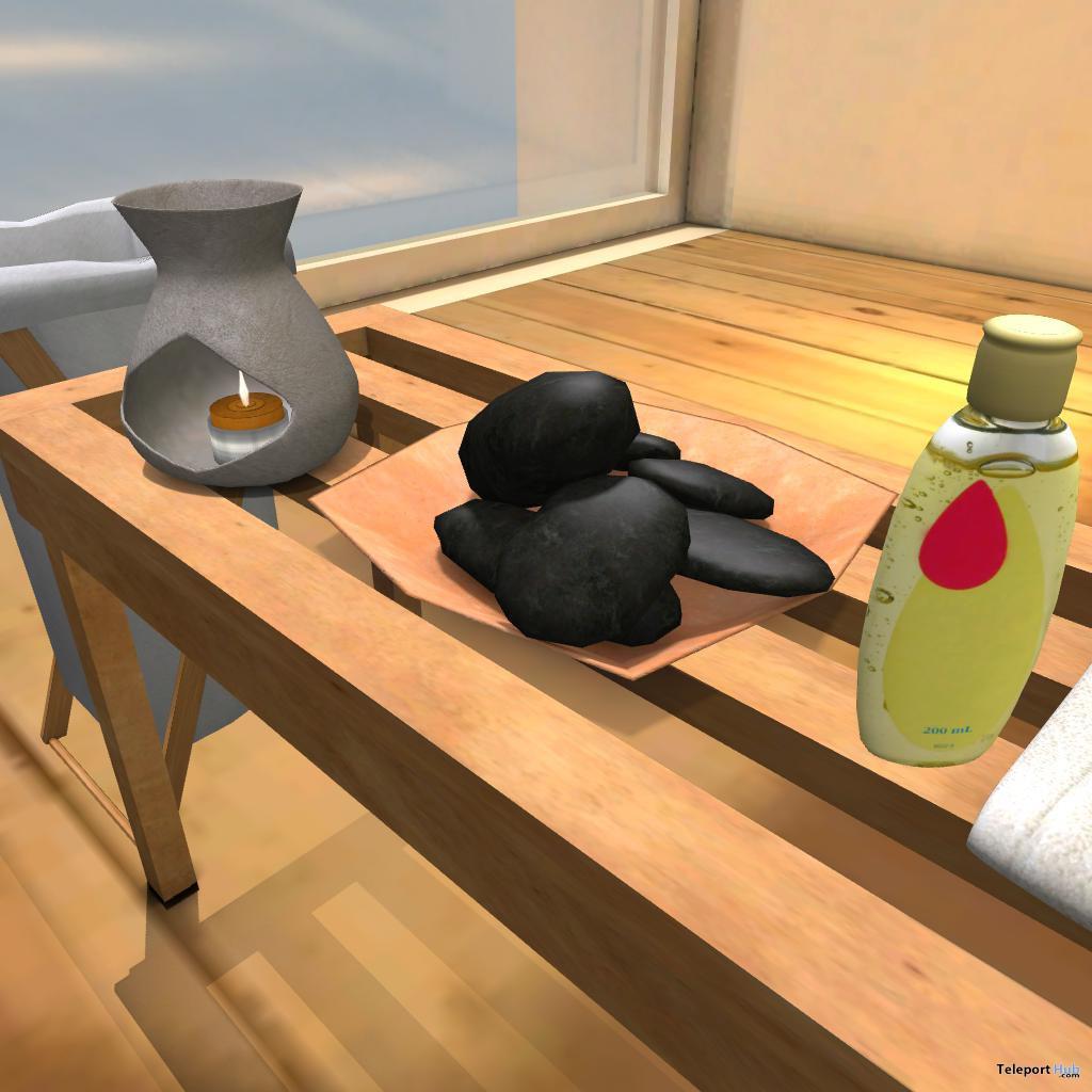 Massage Set PG by Warm Animations - Teleport Hub - teleporthub.com