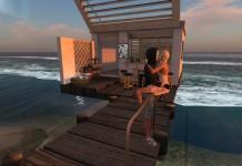 Couples Railings by Warm Animations - Teleport Hub - teleporthub.com