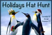 Holidays Hat Hunt - Teleport Hub - teleporthub.com